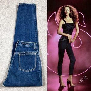 Vintage Gloria Vanderbilt High Waist Tapered Jeans